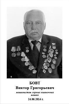 Бовт Виктор Григорьевич