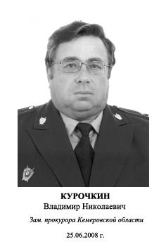 Курочкин Владимир Николаевич